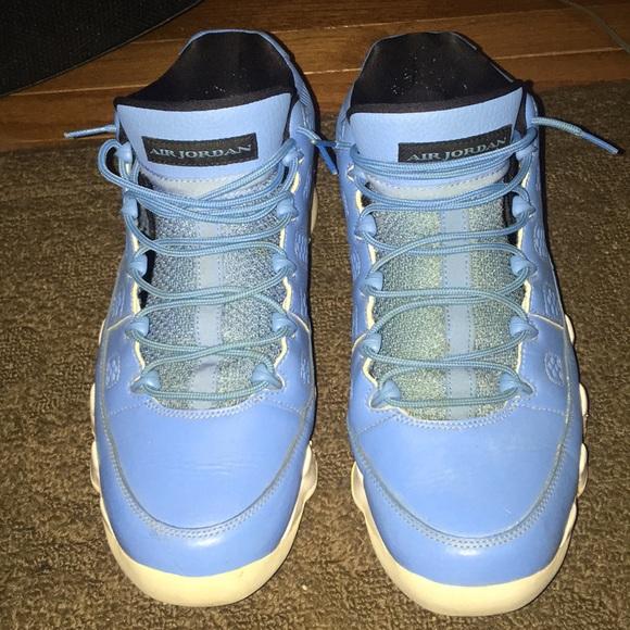 Jordan Shoes   Baby Blue Retro 9s
